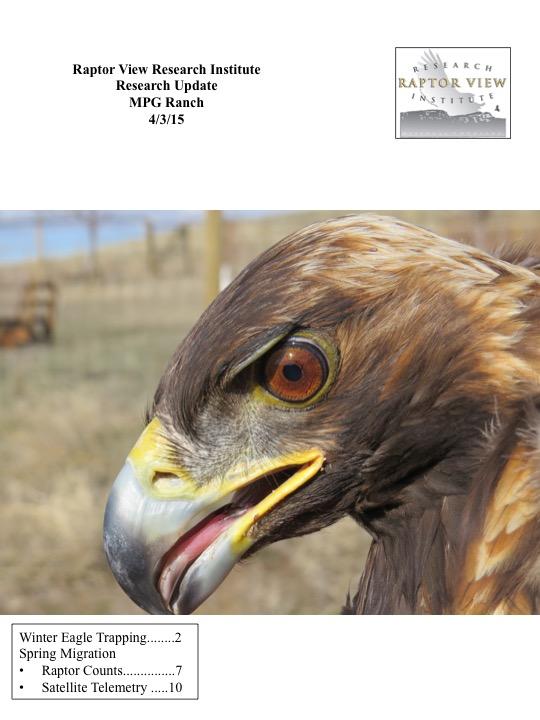 04-06-15 RVRI Research Update | MPG Ranch