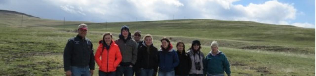 Envirothon Students Visit featured image.