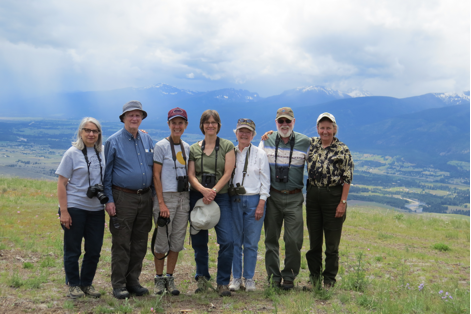 On Tuesday, seven members of the Ninemile Wildlife Workgroup toured MPG.