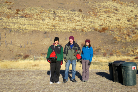 On November 19 and 21, two groups of volunteers visited MPG to contribute to seeding work.